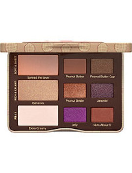 Peanut Butter &Amp; Jelly Eyeshadow Palette by Too Faced