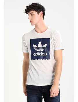 Solid   Print T Shirt by Adidas Originals