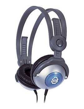 Kidz Gear Wired Headphones For Kids   Gray by Kidz Gear