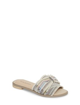 Revere Bow Slide Sandal by Kelsi Dagger Brooklyn