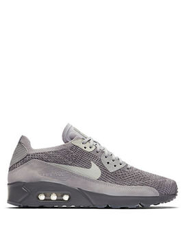Mens Air Max 90 Ultra 2.0 Flyknit Sneakers by Nike
