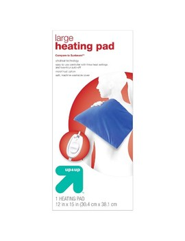 Heating Pad   King Sized   Up&Up™ (Compare To Sunbeam) by Up & Up™