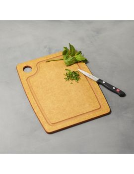 "Epicurean ® Natural Dishwasher Safe 11.5""X9"" Cutting Board by Crate&Barrel"