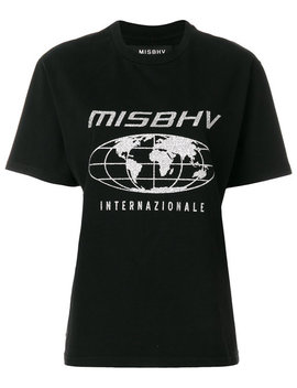 Internazionale T Shirthome Women Clothing T Shirts & Jerseys by Misbhv
