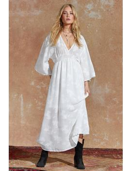 This Is Your Show Maxi Dress by Nasty Gal