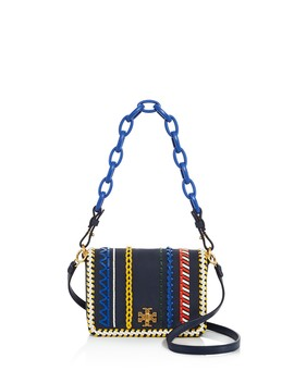 Kira Whipstitch Mini Crossbody by Tory Burch