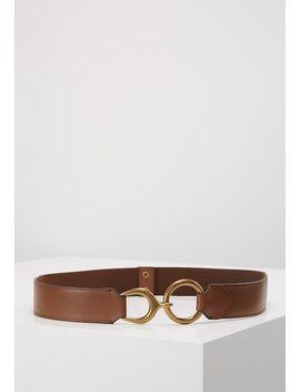 Smooth Stretch Barrington   Waist Belt by Lauren Ralph Lauren