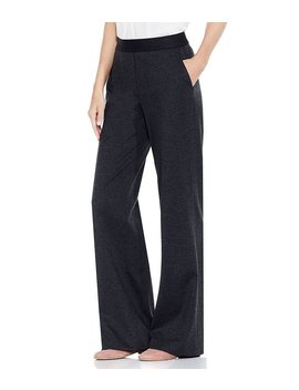Wide Leg Ponte Pull On Pant by Vince Camuto