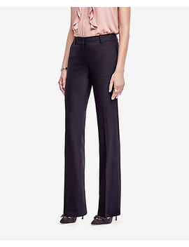 The Trouser In Tropical Wool   Classic Fit by Ann Taylor