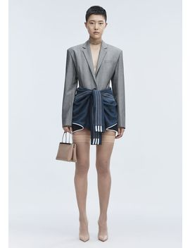 Exclusive Blazer Bodysuit by Alexander Wang