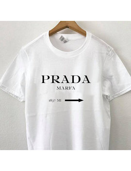 Prada Marfa Gossip Girl T Shirt, Serena, Blair, Chuck Bass, Tv Show, Inspire, Ladies T Shirt by Etsy