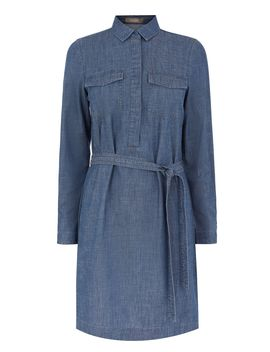 Claudia Shirt Dress by Oasis