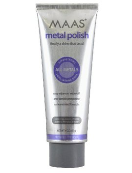 Maas International Metal Polish, 4 Ounce by Maas International Inc., Us Home, Maasj