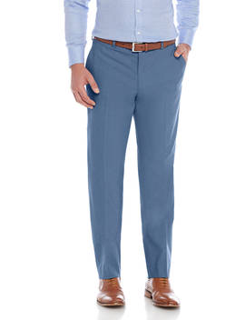 Motion Flex Cotton Suit Separate Pant by Crown & Ivy™