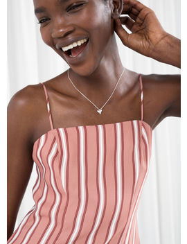 Striped Tank Top by & Other Stories