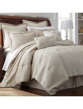 Samantha 8 Pc. Jacquard Comforter Set by Kohl's