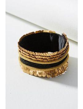 Dimcy Cuff Bracelet by Olivia Dar