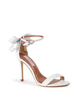 Bow Ankle Strap Sandals by Ted Baker London