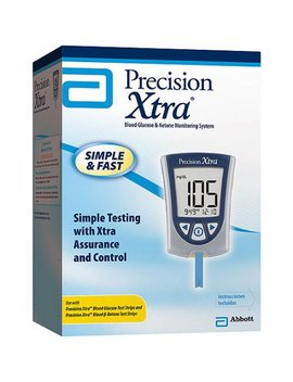 Precision Xtra Glucose Monitor by Precision Xtra