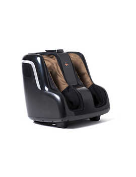 Human Touch® Reflex Soothe Foot &Amp; Calf Massager In Black/Brown by Bed Bath And Beyond