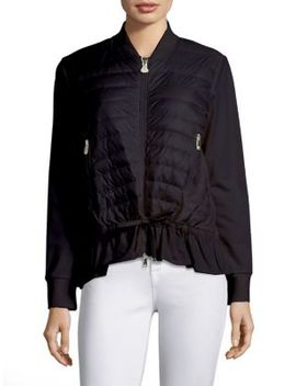 Maglia Zip Front Jacket by Moncler