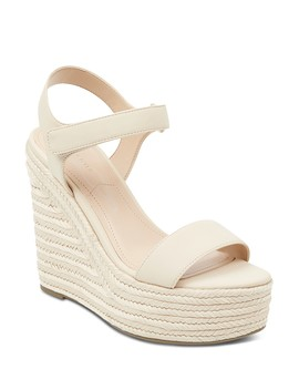 Women's Grand Platform Wedge Espadrille Sandals  by Kendall And Kylie