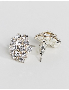 River Island Cluster Stud Earrings by River Island
