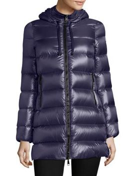 Suyen Quilted Jacket by Moncler
