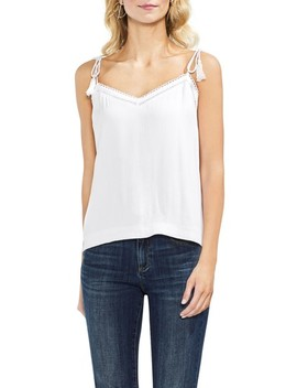 Tie Strap Camisole by Vince Camuto