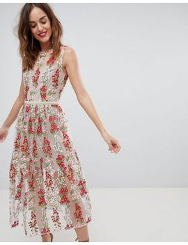 Bronx & Banco Poppy Midi Dress by Bronx And Banco