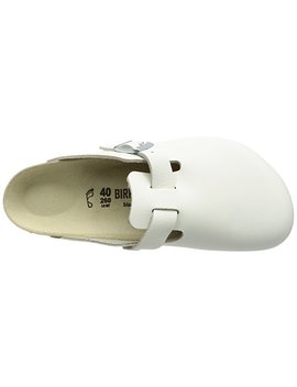 Birkenstock Unisex Boston Leather Clog by Birkenstock