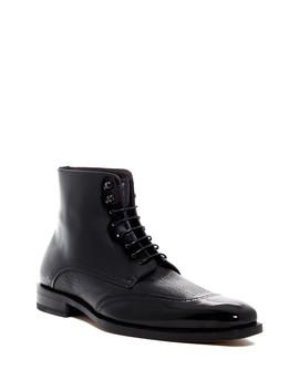 Castillo Leather Boot by Mezlan