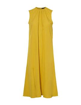 Bow Slit Day Dress by Vero Moda