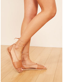 Kyma Amorgos Sandal by Reformation