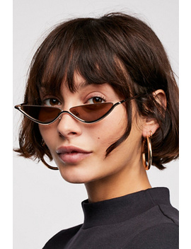 Sneak Peek Sunglasses by Free People