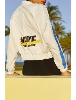 Nike Moto Colorblock Track Jacket by Nike