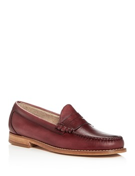 Men's Larson Leather Penny Loafers by G.H. Bass & Co.