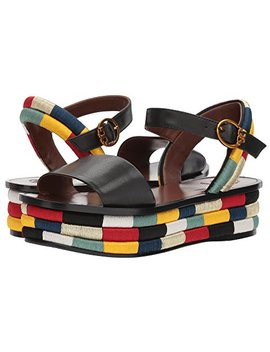 Camilla 40mm Platform Sandal by Tory Burch
