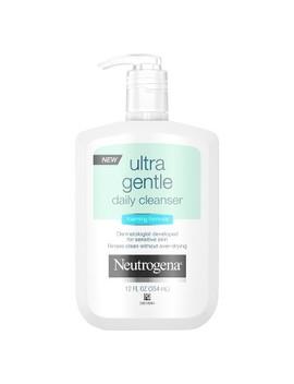 Neutrogena® Ultra Gentle Daily Cleanser For Sensitive Skin   12 Fl Oz by Neutrogena