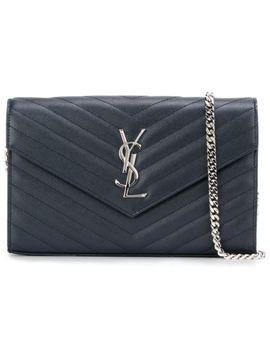 Monogram Envelope Chain Wallethome Women Bags Satchels & Cross Body Bags by Saint Laurent