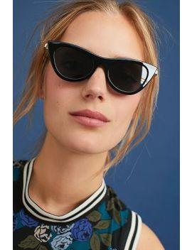 Le Specs Enchantress Cat Eye Sunglasses by Le Specs
