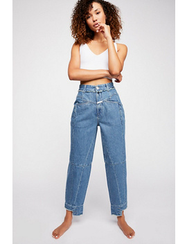 François Girbaud X Closed Tapered Jeans by Free People