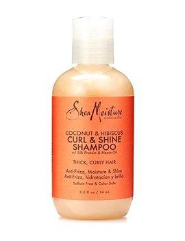 Shea Moisture Curl & Shine Travel Shampoo by Shea Moisture