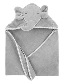 Elephant Hooded Towel by Carter's