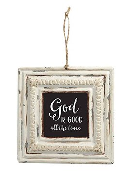 Brownlow Gifts God Is Good All The Time Vintage Tin Sign by Brownlow Gifts