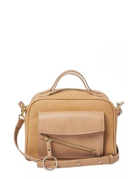 Easy Rider Vegan Leather Crossbody Bag by Urban Originals