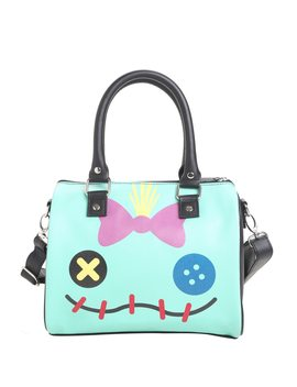 Disney Lilo &Amp; Stitch Scrump &Amp; Stitch Barrel Bag by Hot Topic