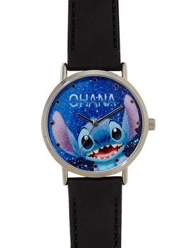 Disney Lilo &Amp; Stitch Ohana Watch by Hot Topic