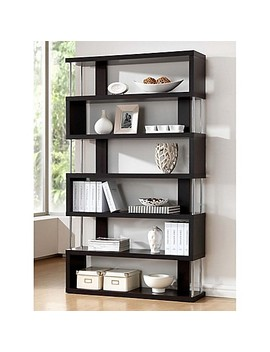 Baxton Studio Barnes Bookcase by Bed Bath And Beyond