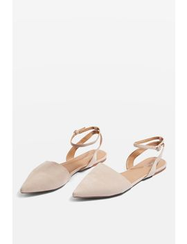 Two Part Backless Shoes by Topshop